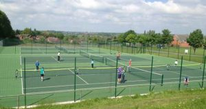 Ilkeston Tennis Club at Rutland Sports Park