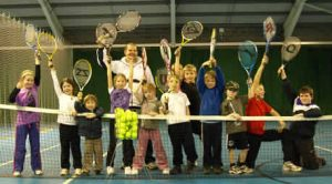 Junior Tennis At Ilkeston Tennis Club